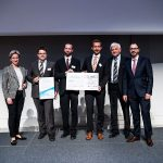 ioxp receives the special award at the Innovation Award Baden-Wuerttemberg
