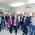 Smart Production Demonstrator nimmt Betrieb auf